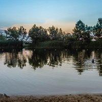 Река Икорец. :: Надежда Ивашкина