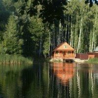 Домик у озера... :: ildarn77