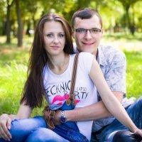 Катя и Сергей :: Марта Новик