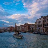 Вечер в Венеции :: Vadim Odintsov