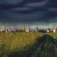 Спасоприлуцкий монастырь. :: Игорь Чистяков