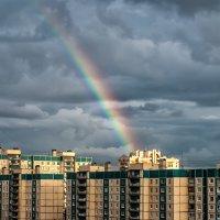 Разрезая небо :: Михаил Вандич