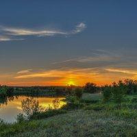 День уходящий вслед за солнцем ... :: Дмитрий С... .