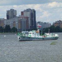Река Казанка :: Наиля