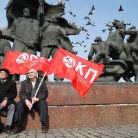 после митинга :: alex_belkin Алексей Белкин