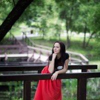 В Яблоневом саду :: Анастасия Kashmirka