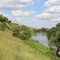Река. :: Борис Митрохин