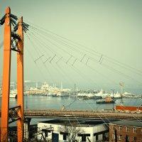 Мост... Порт... Одесса... :: Ольга сташевски