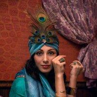 восточные сказки-2 :: Татьяна Исаева-Каштанова