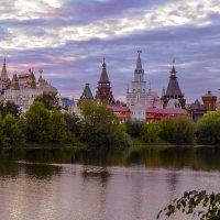вид на Кремль :: Наталья Рыжкова