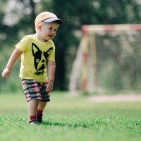 футбол с детства :: Константин Гусев