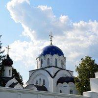Храм в честь прп. Саввы Освященного :: Александр