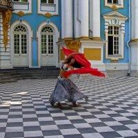 Восточный танец :: Людмила Алексеева