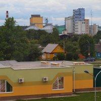 Вид из окна. :: Алексей Жуков