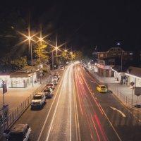 Световые линии от машин :: Aleksey Donskov