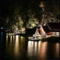 Январский вечер. Таиланд :: DimCo ©