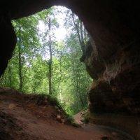 вид ииз пещерыы :: Елена