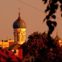 в закатном свете :: Александр Прокудин