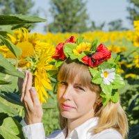 Летнее настроение... :: Ксения Довгопол