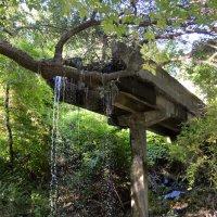 Искусственный водопад :: Анна Квициния