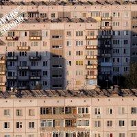 Башни-близнецы :: Андрей Гребнев