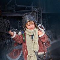 До отправления поезда осталось пять минут.... :: Александр Якименко