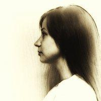 Портрет девушки :: Максим Стрижаченко