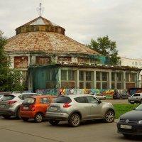Старое здание цирка. :: Елена Перевозникова