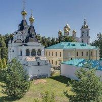 Церковь Святой праведной Елисаветы в Дмитрове :: Rabbit Photo