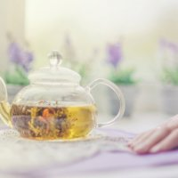 Утренний чай :: Игорь Чистяков