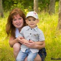 мама и сын :: Александра Кротикова