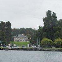Прогулка по Женевскому озеру. Парк О-Вив :: Елена Павлова (Смолова)