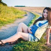 Беременность. :: Ира Корнюшенко