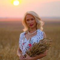 На закате :: Галина Сергеевна