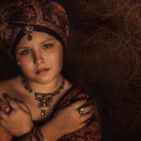 слезы восточной принцессы :: Татьяна Исаева-Каштанова