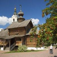 В храме :: Владимир