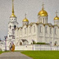 Успенский собор во Владимире :: Анастасия S
