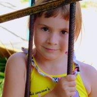 девочка с карими глазами :: Александр Прокудин