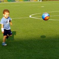 Детский футбол :: Ирина Фирсова