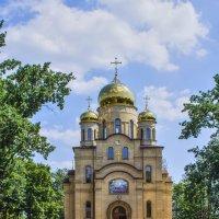 Свято-Успенский храм :: sergey *