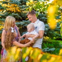 Артёму годик! :: Anastasiya Adaikina