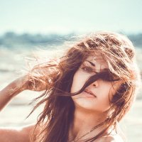 На пляже :: Алина Горлова