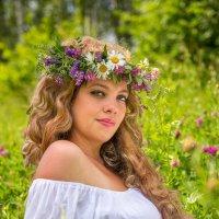 Жаркий полдень :: Anna Shaposhnikova