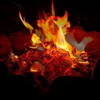 Пляски огня. :: kolyeretka