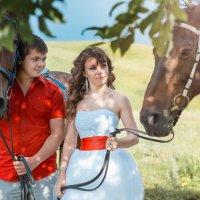 конная прогулка :: Александр Тилинин
