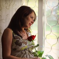 Аленький цветочек :: Ирина Трифонова