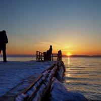 Закатная...Байкальская :: Александр | Матвей БЕЛЫЙ