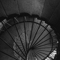 Путь на колоннаду Исаакиевского собора (Санкт-Петербург) :: Павел Зюзин