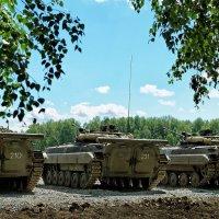 Международные армейские игры :: Дмитрий Конев