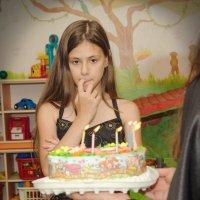 День рожденья :: Елена Дацько